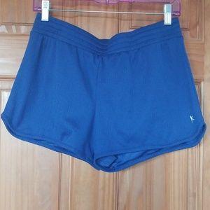 2 PAIRS of Danskin athletic shorts